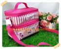 Souvenir Tas Lunch Box Susun Sqaure Little Ponny