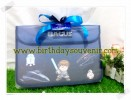 Souvenir Folder Bag Starwars Kids