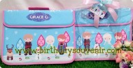 Souvenir Folder Bag Frozen Kids