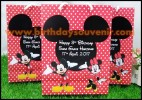 Souvenir Paper Bag Mickey Mouse