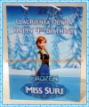 Souvenir Paper Bag Frozen