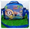 Souvenir tas Mini Travel Minion Biru