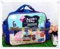 Souvenir tas Mini Travel Pepa Pig Blue
