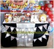 Sweet Corner / Dessert Table tema Cars VW Ultah Alaric