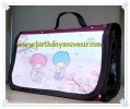 Pouch Traveling Tema Twin Star Sanrio