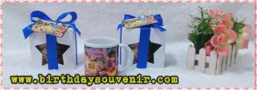 Souvenir mug tema beauty and the beast