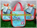 Souvenir Tas Small Toiletry tema owl