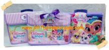 Souvenir Folder Bag Shimmer and Shine