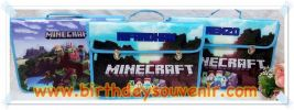 Souvenir Folder Bag Gesper Minecraft