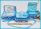 Souvenir Tas Lunch Box Double Decker Tema LOL Surprice