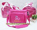 Souvenir Tas Lunch Box Besar (Versi Bordir) tema Little Ponny
