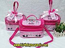 Souvenir Tas Lunch Box Double Decker Tema LOL